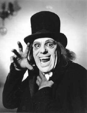 Lon Chaney - Il Fantasma del castello