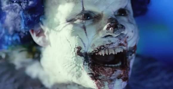 Attenti bambini, arriva Clown il demone-pagliaccio