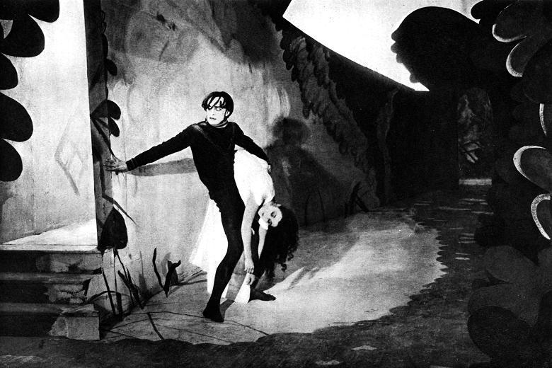 Il Gabinetto del dr. Caligari (1919)
