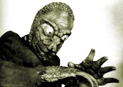 Nel tempio degli uomini talpa (1956)