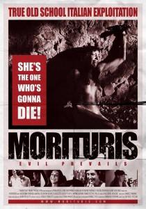 Morituris - poster
