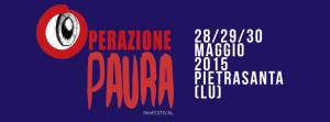 Festival Operazione Paura 2015