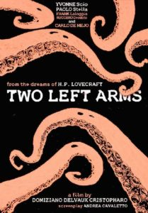Two left arms - poster