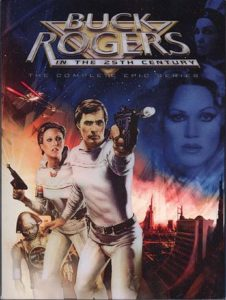 Buck Rogers - poster