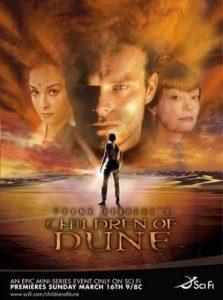I Figli di Dune - poster
