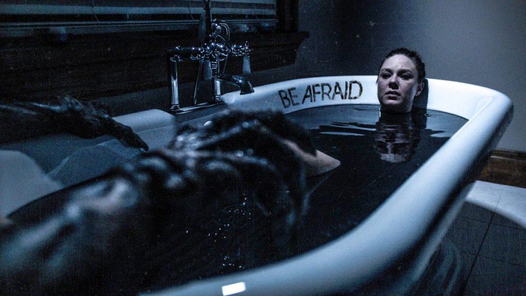 Be Afraid - 2017