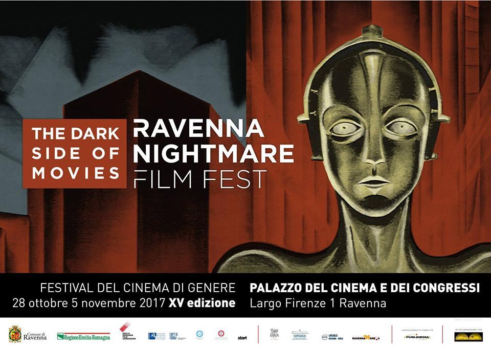 Ravenna Nightmare Film Fest 2017 - poster
