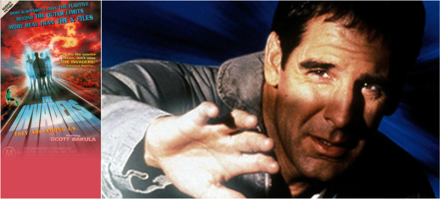 The Invaders - Scott Bakula
