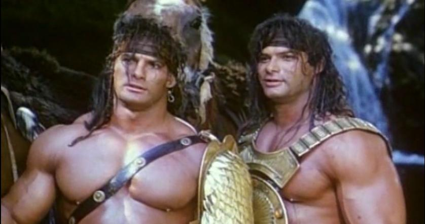 The Barbarians - 1987