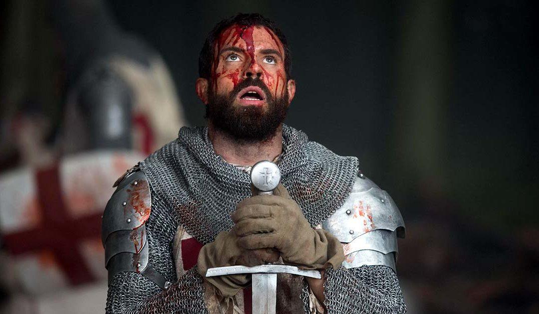 Serie TV fantasy-storiche: Knightfall