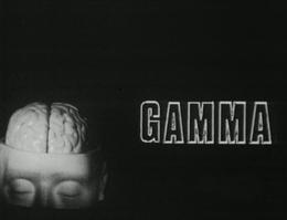 Gamma - Sceneggiato RAI